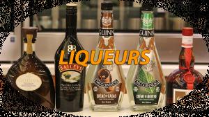 Liqueur Recipes
