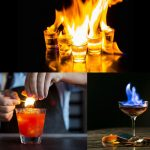 Flaming Drinks & Cocktails