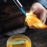 Torch Blazing