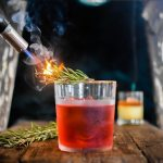 Smoke Infused Cocktail