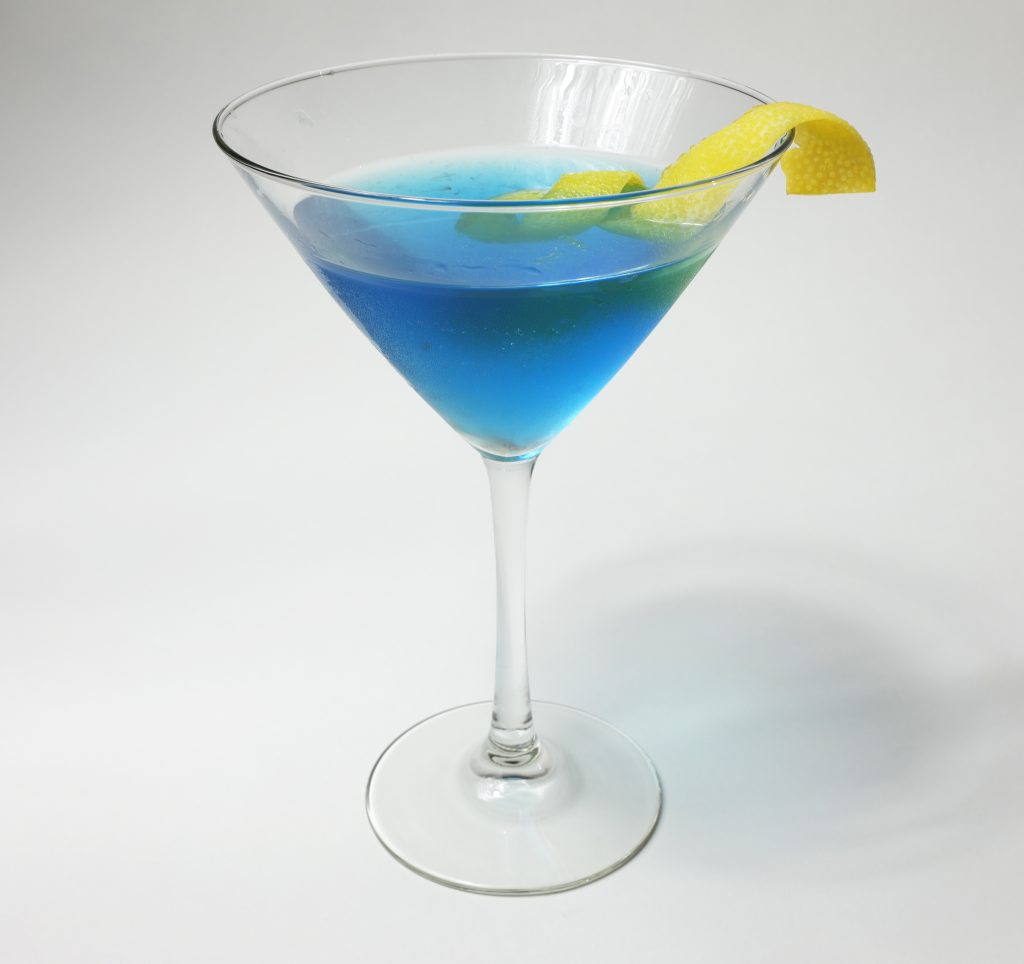 Blue Lagoon #2 Recipe