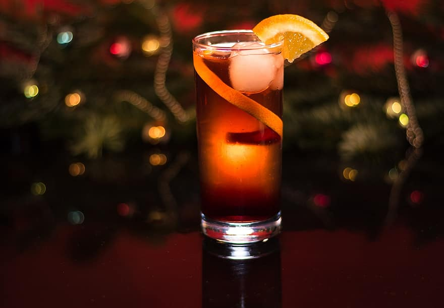 Christmas Drinks & Cocktails