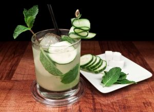 Rocky Cucumber Cocktail Recipe